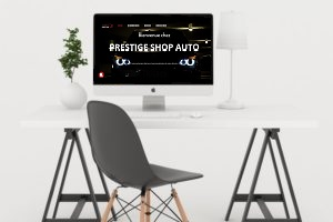 Prestige Shop Auto Conception E-commerce 1
