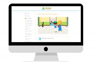 Création d'espace membre Dini en Ligne - Conception E-commerce