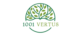 Logo 1001 Vertus - Conception E-commerce