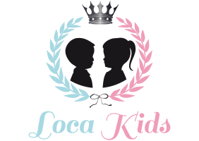 Logo LocaKids - Conception E-commerce