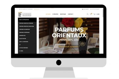 Luxurious Fragrances - Parfums Orientaux et Occidentaux
